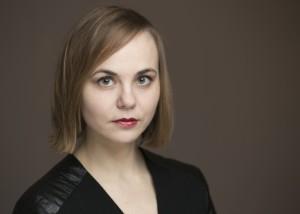 Kamila Dydyna. Photo by Rafal Kostrzewa