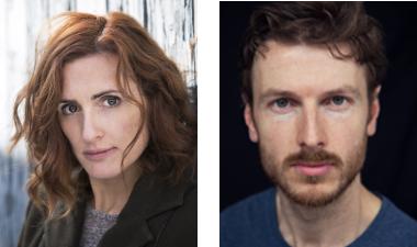 Miriam Devitt (Alice Walsh) & Mark McAuley (Mark Kane)