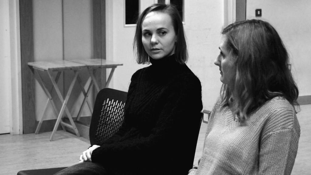 Kamila Dydyna & Miriam Devitt